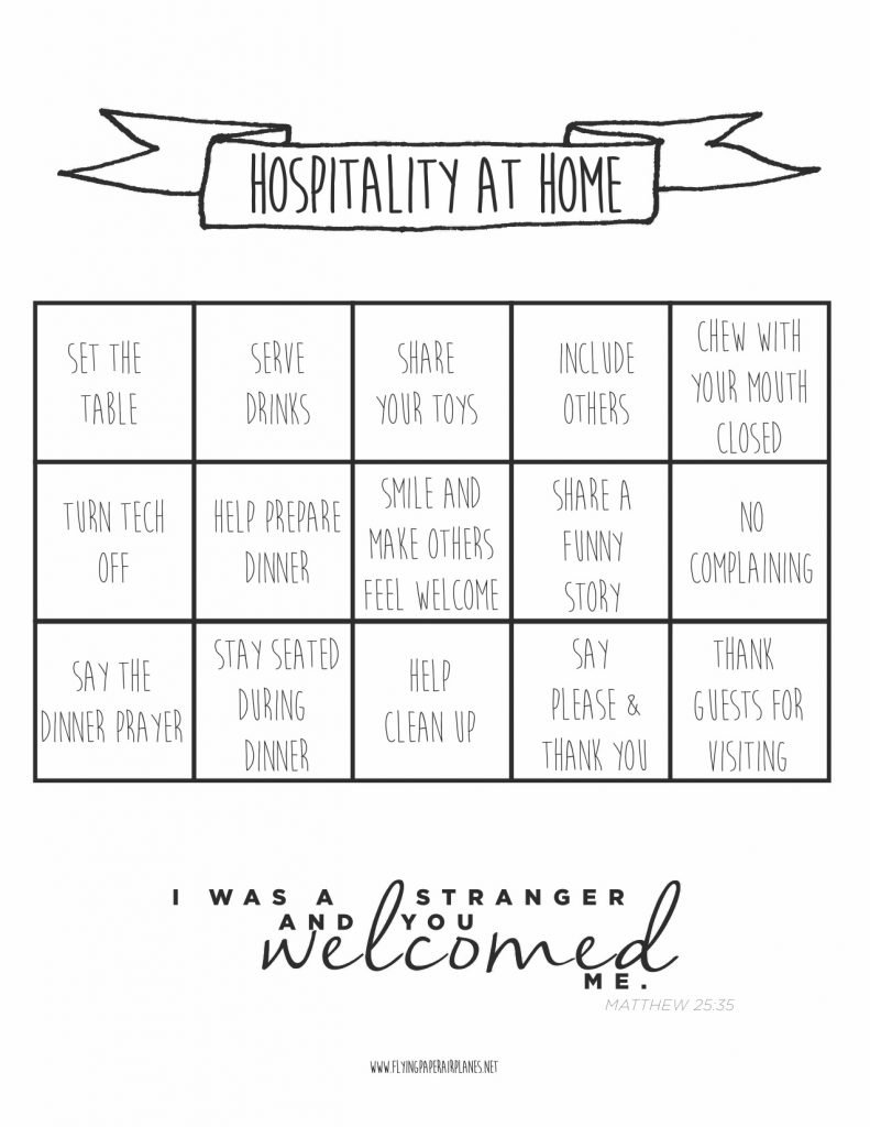 Hospitality At Home Final copy