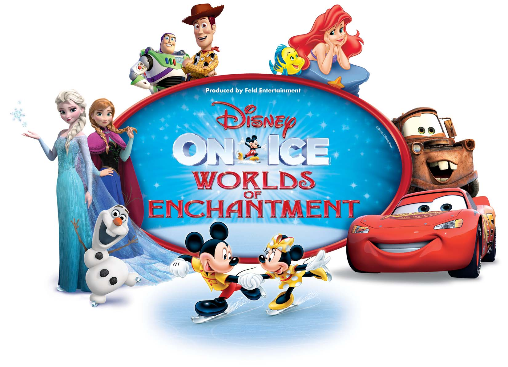 Disney On Ice Presents Worlds Of Enchantment Giveaway Life Of A
